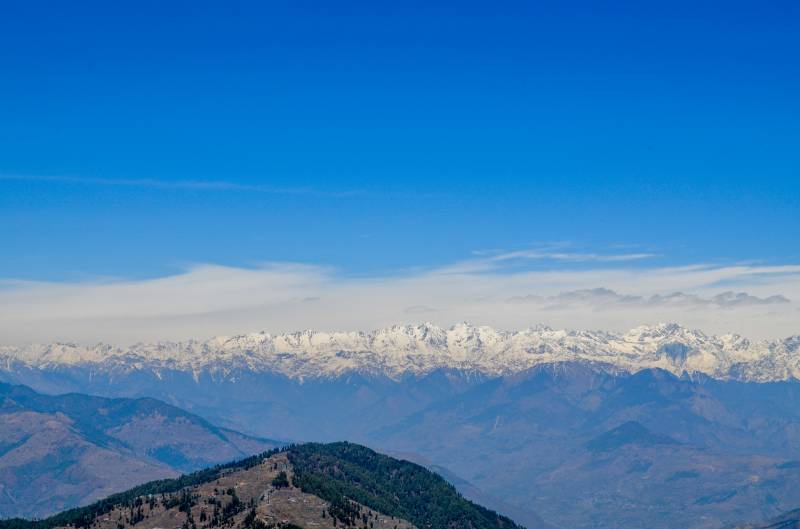 The Hatu Peak Hike In Narkanda Tour