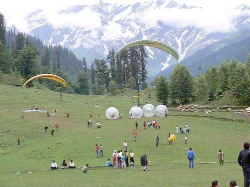 Honeymoon Package, Manali