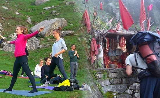 Himachal Pilgrimage Yoga Tour