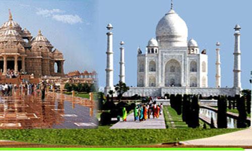 Delhi – Agra & Mathura Tour