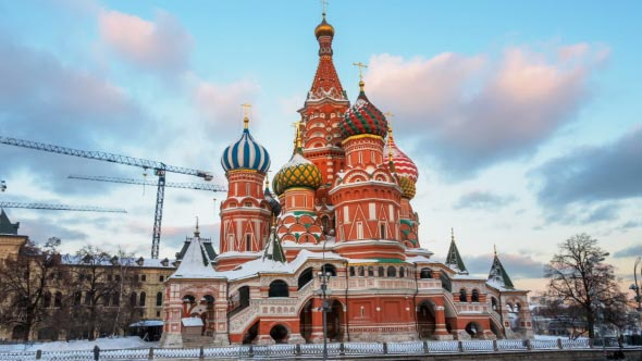 A Taste Of Russia Tour