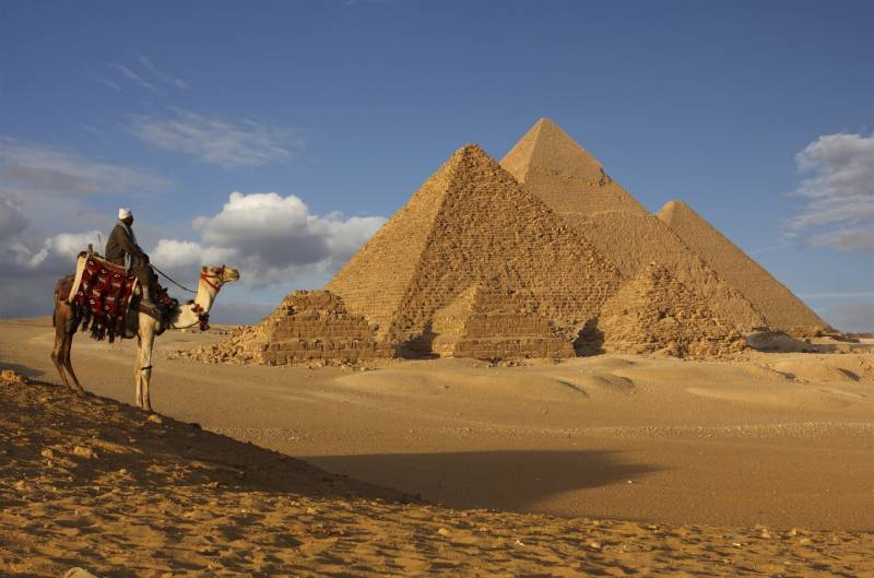 Classic Egypt With Cruise Tour