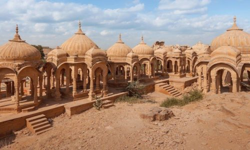 Golden Triangle With Jaisalmer & Jodhpur Tour