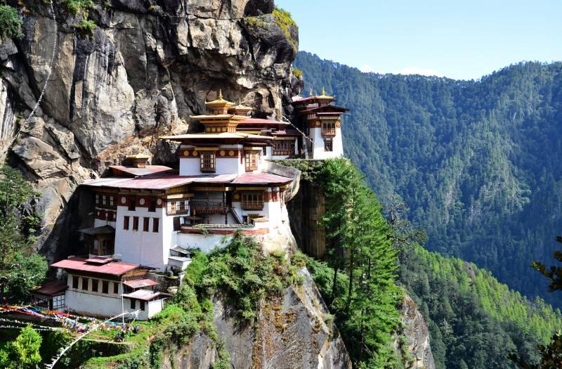Bhutan Last Shangri - La Tour
