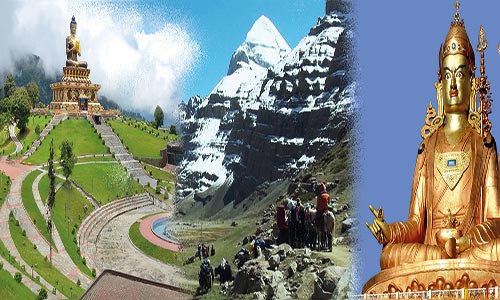 Sikkim Darjeeling - Gurupadmasambava Holy Cave Tour