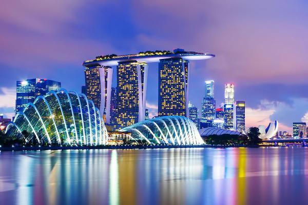 Singapore Thriller Tour
