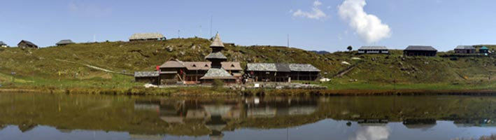 Trekking And Camping At Prashar Lake Tour
