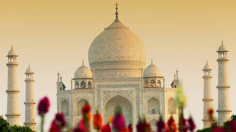Classic Taj Mahal Tour Package