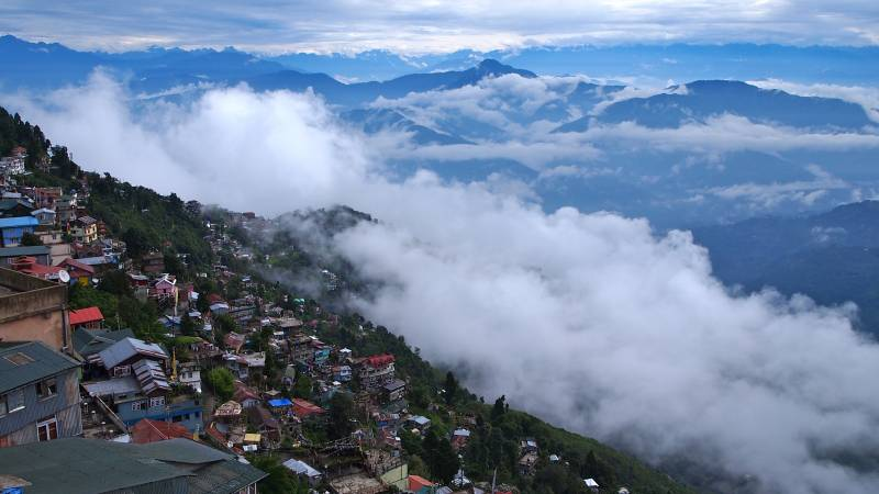 Beautiful Darjeeling Gangtok Tour Package