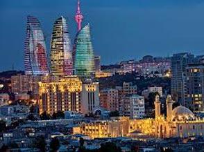Azerbaijan Baku Tour