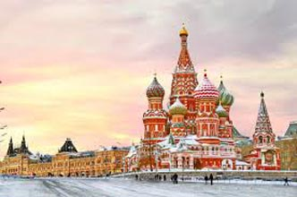 RUSSIA (St' Petersburg & Moscow)