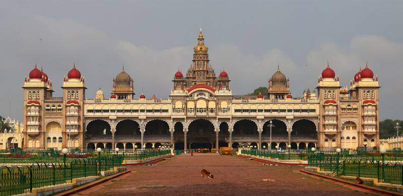 Mysore The Historic City And Coorg The Scotland Of India