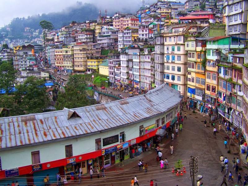 Sikkim Tour 02 Darjeeling + 03 Night Gangtok – Ex Bagdogra/NJp