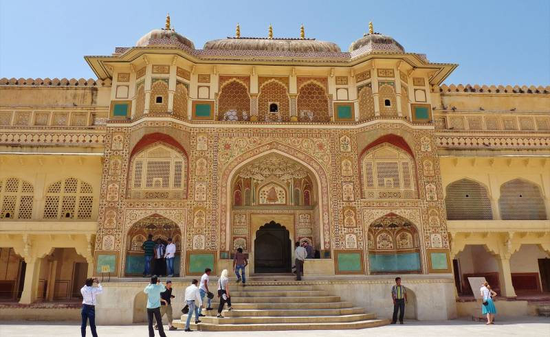 Rajasthan Tour 02 Night Jaipur + 02 Night Ranthambore – Ex Jaipur