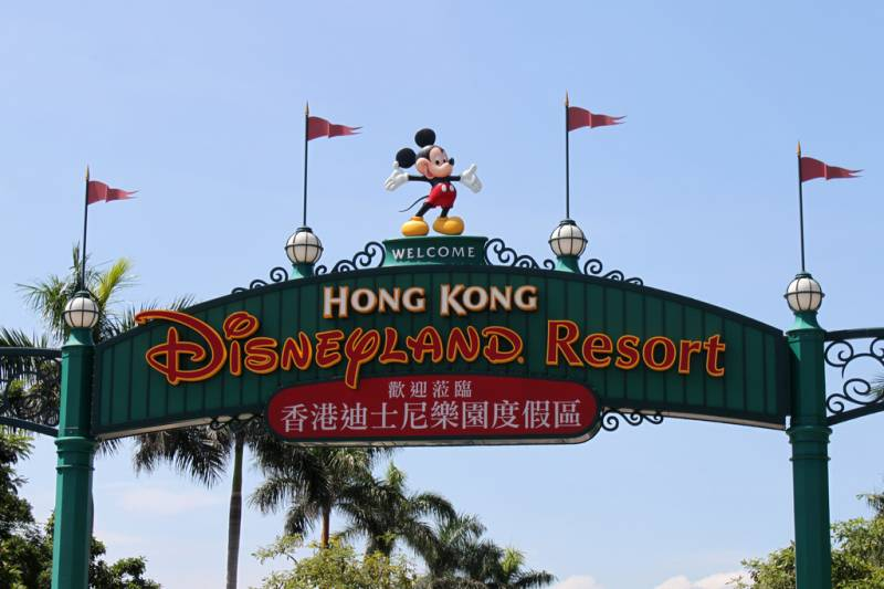 Hong Kong, Macau With Disneyland Tour