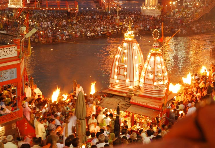Holy Haridwar & Rishikesh Visit Tour