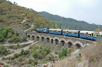 Kalka-Shimla-Kalka Tour