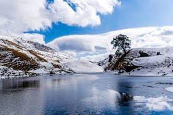Winter Bharam Tal & Khamila Top Snow Trek Tour