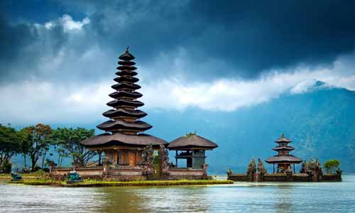 Honeymooners Paradise Bali Tour