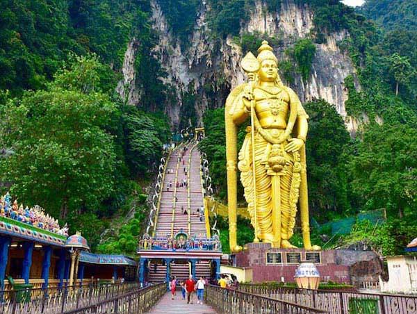 Malaysia & Singapore With Cruise Tour