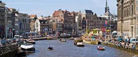 Venice To Amsterdam Tour