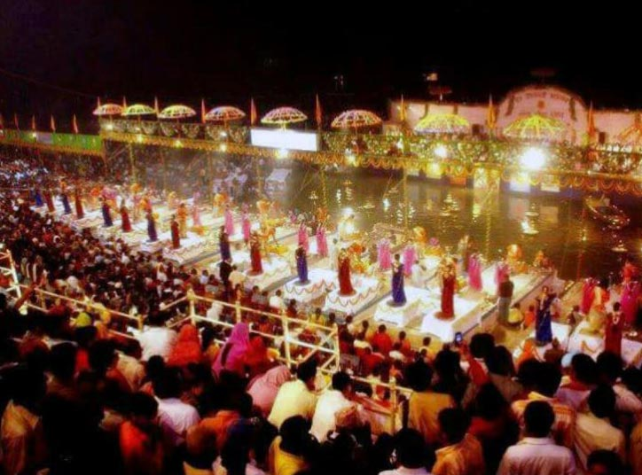 Varanasi Sangam Tour