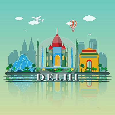 Same Day Delhi Tour By Car