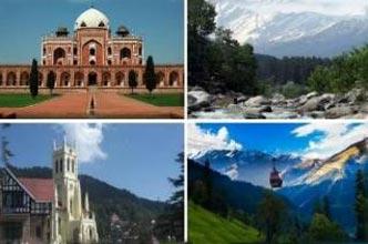 Paradise In Himalayas Tour