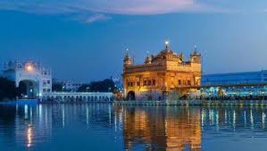Delhi Amritsar Taxi/Cab Tour - 2 Days/ 1 Night Trip