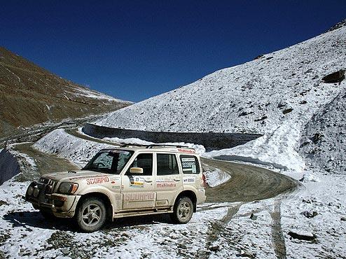 Western Himalayan Jeep Safari Tour