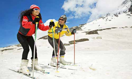 Luxurious Manali Tour