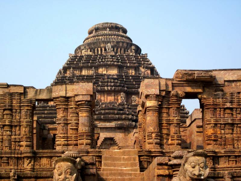 Magnificent Orissa The Golden Triangle Tour.