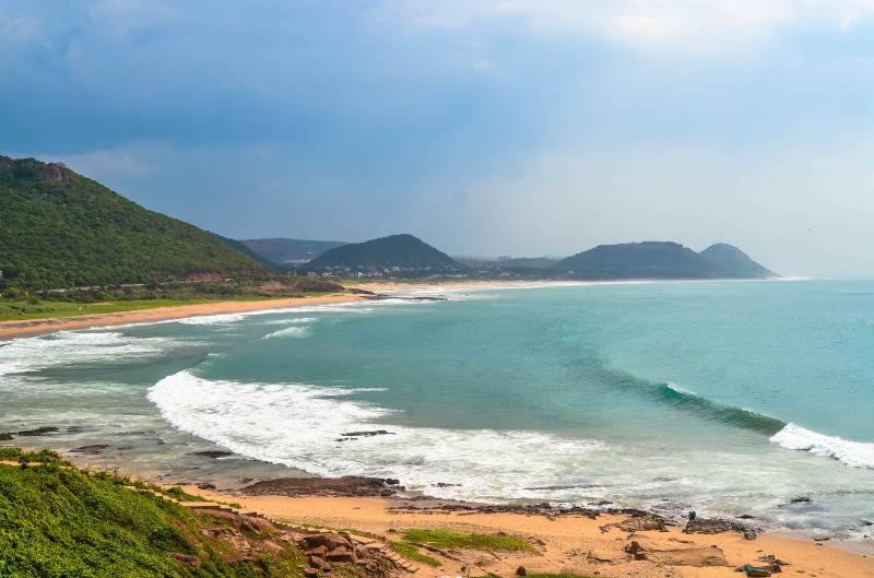 Jewel Of Vizag With Araku Valley Tour.
