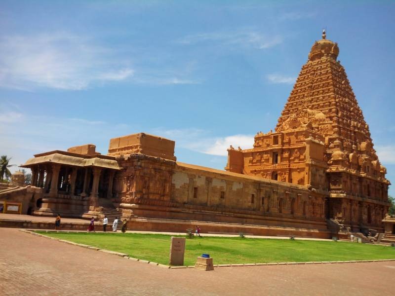 Marvelous Spiritual Tour Of Tamil Nadu