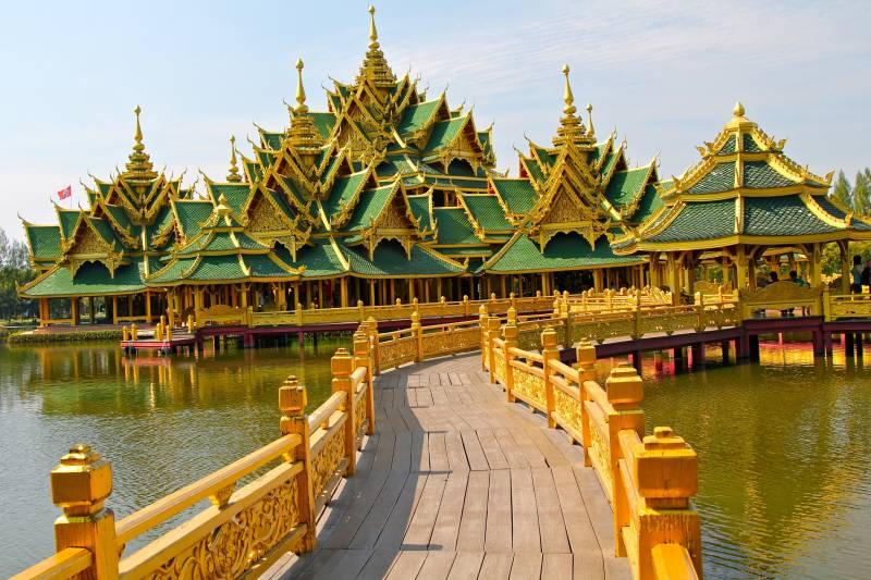 Thailand-bangkok-pattaya Tour