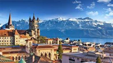 Beautiful Lausanne Tour