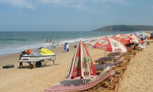 Goa Honeymoon Special Tour