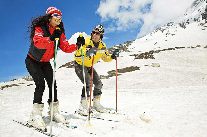 Shimla Manali Honeymoon Package For 5 Nights / 6 Days