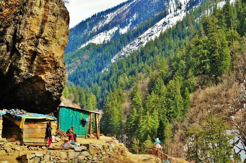 Tosh Valley Trek Tour