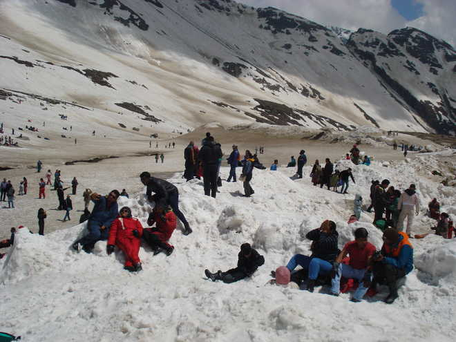 Manali Package From Delhi