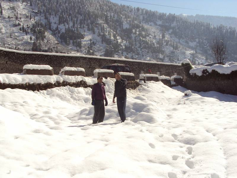 Dalhousie Honeymoon Package From Delhi