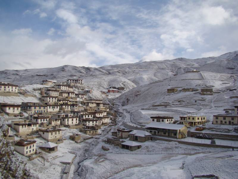 Kinner Kailash And Spiti Special Tour Package
