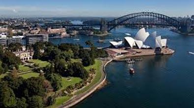 Fascinating Australia Tour