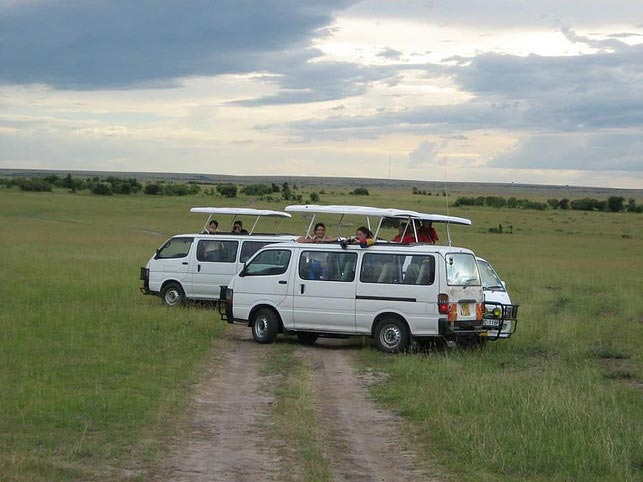 Lake Nakuru, Masai Mara, Amboseli And Tsavo West Safari Tour