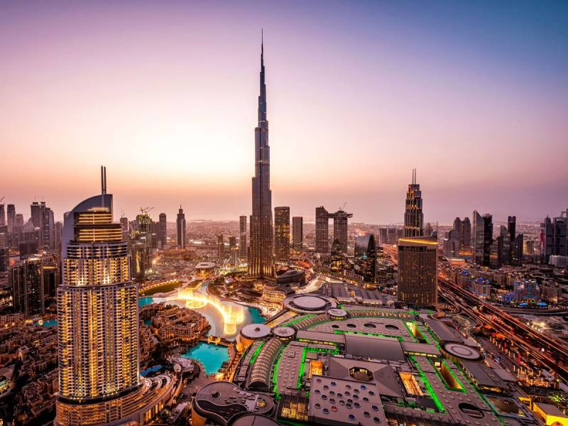 8 Dubai With Abu Dhabi 5 Night 6 Days