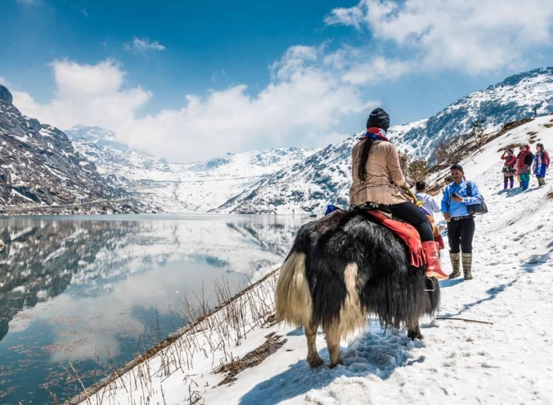 Trek In The Unexplored Terrian Of Sikkim 8 Night 9 Days Tour Package