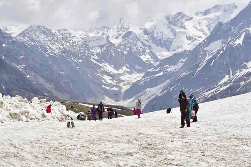 Kullu - Manali Volvo Tour Package