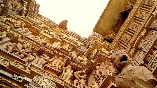 Golden Triangle With Khajuraho Tour