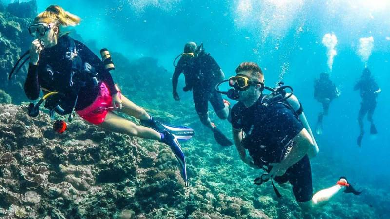 Combo Of Scuba Diving & Watersports In Goa Tour