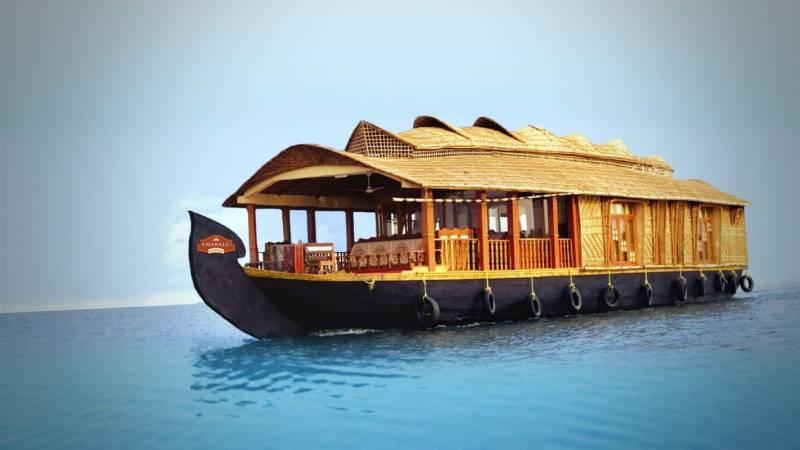 Goa House Boat Tour